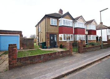 Thumbnail 3 bed semi-detached house for sale in Edward Way, Ashford