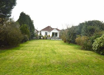 Thumbnail 3 bed detached bungalow for sale in Dunvant Road, Dunvant, Swansea