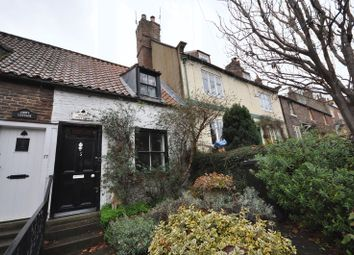 Thumbnail 1 bedroom cottage for sale in High Street, Ruswarp, Whitby