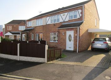 3 bed semi-detached house for sale in Bloomhill Court, Moorends, Doncaster DN8