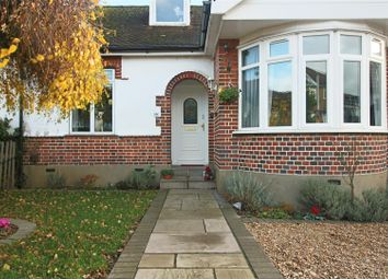 Thumbnail 2 bed semi-detached bungalow for sale in Briarwood Drive, Northwood