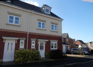 Thumbnail 3 bedroom semi-detached house to rent in Herbert Thomas Way, Birchgrove, Swansea.