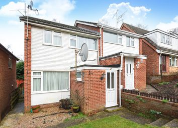 Thumbnail 3 bedroom semi-detached house for sale in Sandbrooke Walk, Burghfield Common, Reading