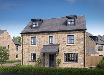Thumbnail 5 bed detached house for sale in Plot 12 Mount Vale Gardens, York