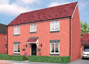 Thumbnail 4 bed detached house for sale in The Beech, Sommerfield Road, Hadley, Telford, Shropshire