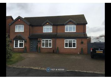 Thumbnail 5 bed detached house to rent in Magnolia Drive, Holton-Le-Clay, Grimsby