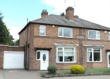 Thumbnail 3 bed semi-detached house for sale in Lower Leicester Road, Lutterworth