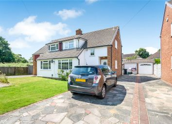 Thumbnail 3 bed semi-detached house for sale in Fontwell Drive, Bromley