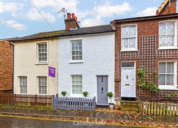 Thumbnail 2 bed terraced house for sale in Albert Street, St Albans, Hertfordshire