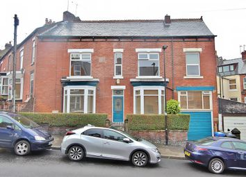 Thumbnail 3 bedroom end terrace house for sale in Pinner Road, Hunters Bar, Sheffield