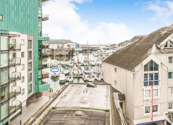 Thumbnail 3 bed flat for sale in Mariners Court, Sutton Harbour, Plymouth