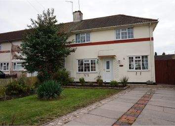 Thumbnail 3 bed semi-detached house to rent in Meadow Avenue, Loughborough