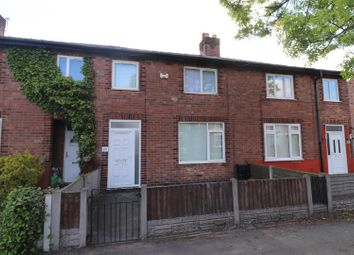 Thumbnail 3 bed terraced house to rent in Kingsway South, Latchford, Warrington