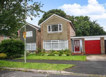 Thumbnail 3 bed detached house for sale in Tavistock Gardens, Havant