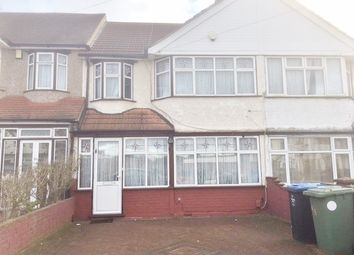 Thumbnail 3 bed terraced house for sale in Woodstock Road, Wembley