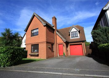 Thumbnail 4 bed detached house for sale in Meadow Close, Bexleyheath, Kent