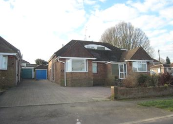 Thumbnail 3 bed semi-detached bungalow to rent in Jonathan Road, Fareham