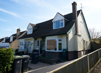 Thumbnail 2 bed semi-detached house for sale in Alsford Road, Purbrook, Waterlooville