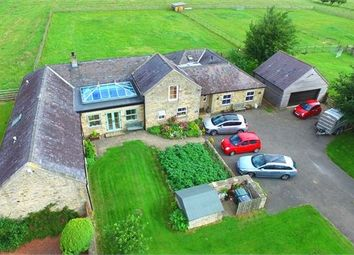 Thumbnail 5 bed detached house for sale in Fairshaw Rigg, Lowgate, Hexham
