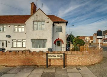 Thumbnail 3 bed end terrace house for sale in Review Road, London