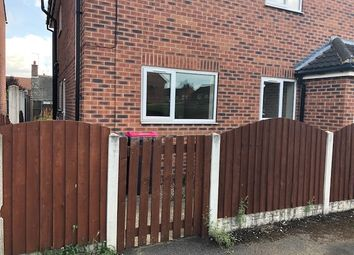 Thumbnail 2 bedroom flat to rent in Cedric Crescent, Thurcroft, Rotherham