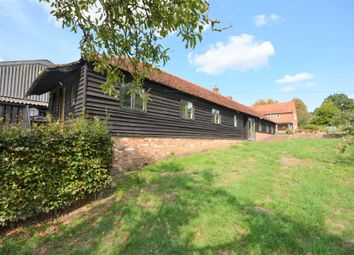 Thumbnail 1 bed barn conversion to rent in Blackwell Hall Lane, Chesham