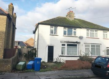 Thumbnail 3 bed semi-detached house for sale in 3 Vincent Road, Sittingbourne, Kent