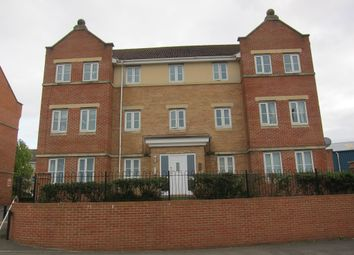 Thumbnail 2 bed flat for sale in Hedgers Close, Ashton, Bristol