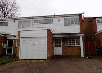 Thumbnail 3 bed property to rent in Westhaven Drive, Northfield, Birmingham