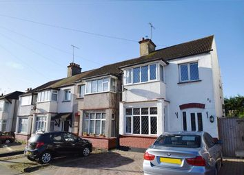 Thumbnail 3 bed end terrace house for sale in Elmsleigh Drive, Leigh-On-Sea, Essex