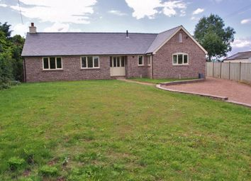 Thumbnail 4 bed detached bungalow to rent in Kings Caple, Hereford