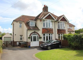 Thumbnail 4 bed semi-detached house for sale in Ashby Road, Hinckley