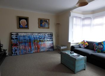 Thumbnail 2 bed flat to rent in Manor Farm Road, Southampton