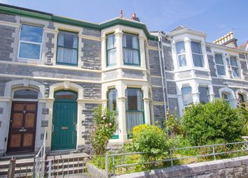Thumbnail 4 bed terraced house for sale in Carlton Terrace, Lipson, Plymouth