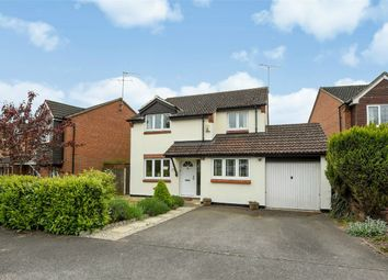 Thumbnail 4 bed detached house for sale in The Lilacs, Wokingham, Berkshire