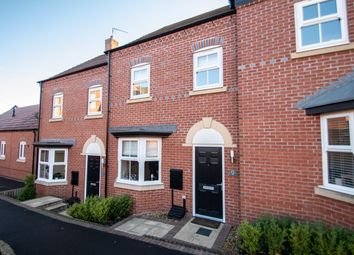 Thumbnail 3 bedroom town house for sale in Phillip Bent Road, Ashby De La Zouch