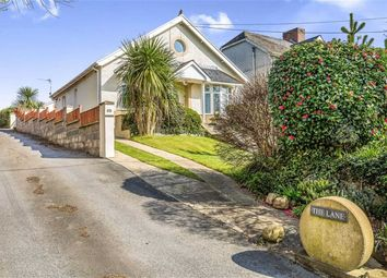 Thumbnail 3 bedroom detached bungalow for sale in Pentre Road, Swansea