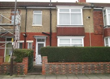 Thumbnail 3 bedroom terraced house to rent in Sunningdale Road, Portsmouth