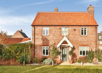 Thumbnail 4 bedroom detached house for sale in Ashburton Close, Wells-Next-The-Sea