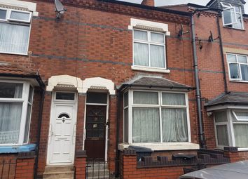 Thumbnail 3 bed terraced house to rent in Doncaster Road, Belgrave, Leicester