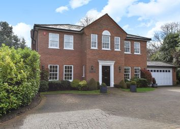 Thumbnail 5 bed detached house for sale in Wood End Close, Farnham Common, Slough