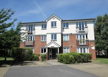 Thumbnail 2 bed flat to rent in Roydon Court, Mayfield Road, Walton-On-Thames