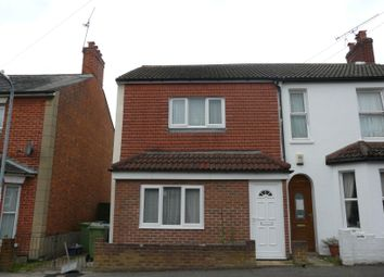 Thumbnail 3 bed semi-detached house to rent in Coleman Road, Aldershot