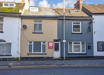 2 bed cottage for sale in East Street, Newton Abbot, Devon. TQ12