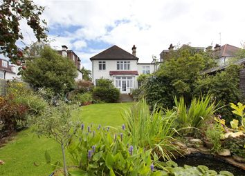 Thumbnail 6 bed detached house for sale in Abbotswood Road, Streatham, London