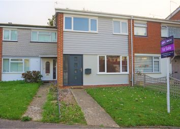 Thumbnail 3 bed terraced house for sale in Micklam Close, Bognor Regis