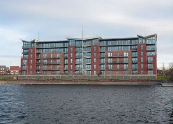 Thumbnail 1 bed flat to rent in Kentmere Drive, Lakeside Marina, Doncaster