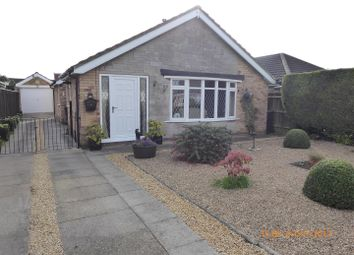 Thumbnail 3 bed detached bungalow for sale in Langton Road, Holton-Le-Clay, Grimsby