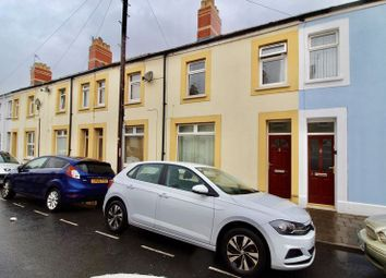 Thumbnail 2 bed terraced house for sale in Rutland Street, Grangetown, Cardiff