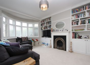 Thumbnail 3 bed terraced house to rent in Crescent Rise, London